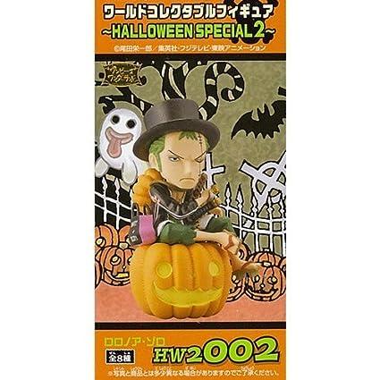 One Piece mondiale pour les collectionneurs Figure HALLOWEEN SPECIAL2 (Sp?cial Halloween 2) TVCFHS2-002. Roronoa Zoro] (unique) (Japon import / Le paquet et le manuel sont en japonais)