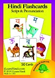 img - for Hindi Flashcards: Script & Pronunciation (English and Hindi Edition) book / textbook / text book
