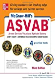 img - for McGraw-Hill's ASVAB, 3rd Edition: Strategies + 4 Practice Tests book / textbook / text book