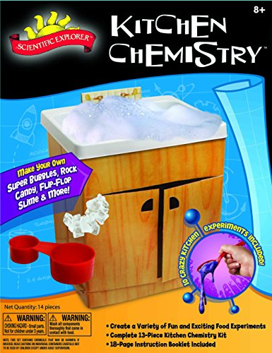Poof-Slinky - Scientific Explorer Kitchen Chemistry Mini Lab, 2026 front-493325