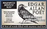 Edgar Allan Poet: Magnetic Poetry Kit