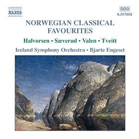 100 folk tunes from hardanger  op  151  suite no  1