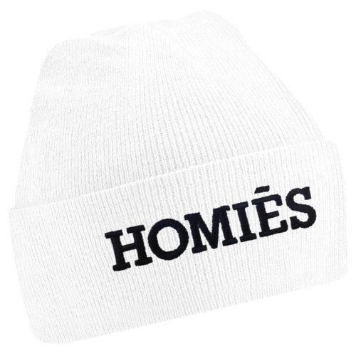 8e11ee29298 TTC Homies Beanie Hat Diamond Obey Supreme Dop.E Iffy Supreme Beanie Obey  Ymcmb White