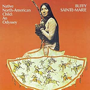 Native North American Child - An Odyssey