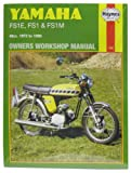 Mervyn Bleach Yamaha FS1-E, FS1-M and FS1 1972-90 Owner's Workshop Manual (Motorcycle Manuals)