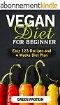 Vegan: Vegan Diet for Beginner: Easy...