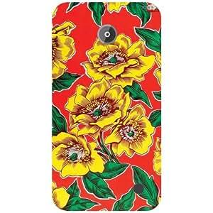 Nokia Lumia 630 Sunflower Matte Finish Phone Cover - Matte Finish Phone Cover