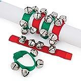Jingle Bell Rattle Bracelet for Kids Crafts Craft Bells