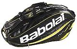 Babolat(バボラ) ラケットバッグ (ラケット9本収納可) イエロー BB751101