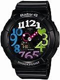 [カシオ]Casio 腕時計 Baby-G Neon Dial Series ネオンダイアルシリーズ BGA-131-1B2JF レディース