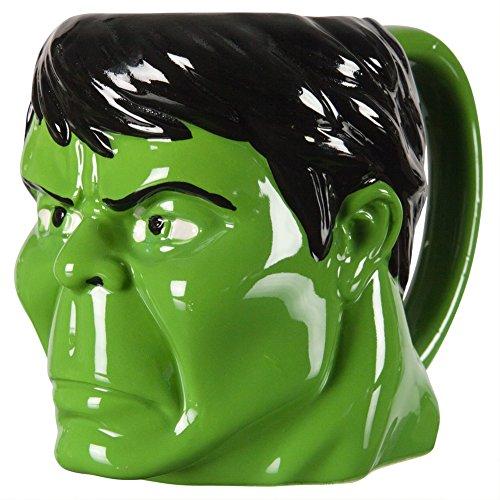 Marvel 16 oz tazza modellata: Hulk