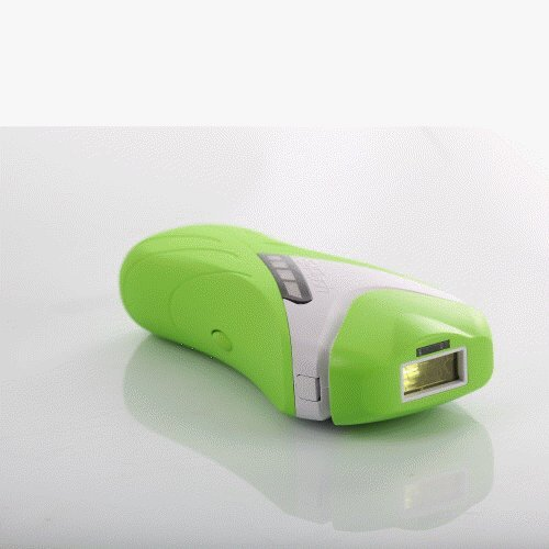 Epilateur/Epilateur lumière pulsée/Epilateur compact/E-FLASH Vert