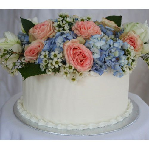 What Is A Safe Fresh Greenery To Use On Cakes