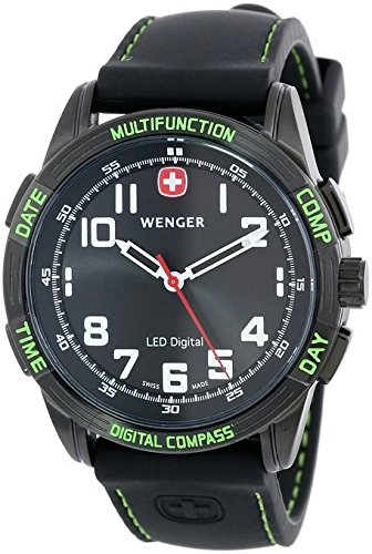 Wenger-Mens-LED-Nomad-Compass-Watch-70433