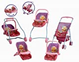 Winne the Pooh 7in1 Doll Traveller Set