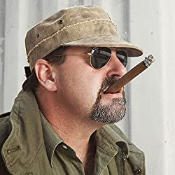 The Real Deal Cuba Libre Hat - Double Extra Large (Canvas)