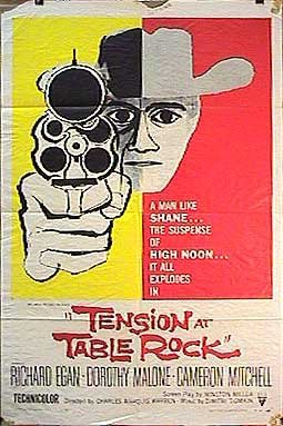 Tension At Table Rock - Authentic Original 27