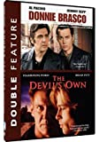 Donnie Brasco / Devil's Own [DVD] [1997] [Region 1] [US Import] [NTSC]