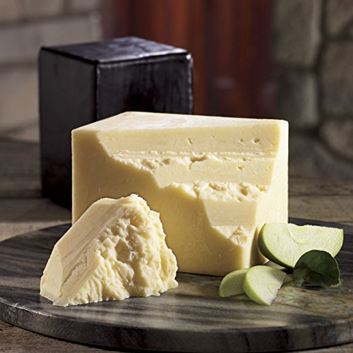 Country White Cheddar Cheese from Wisconsin Cheeseman (Cheddar Cheese Wax compare prices)