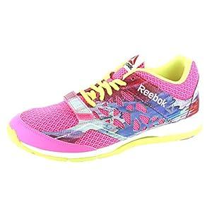 Reebok STUDIO CHOICE M43766 Unisex-adult Sports Shoe, Red 5 UK