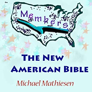 New American Bible Audiobook