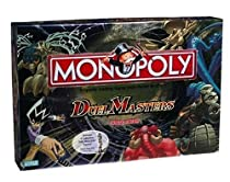 Duel Masters Monopoly