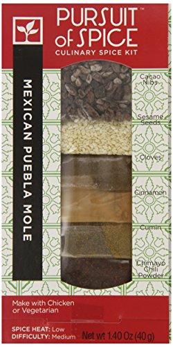 Pursuit of Spice Mexican Puebla Mole, 1.4 Ounce image
