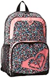 Roxy Kids Girls 7-16 Fresh Press Backpacks, True Black, One Size