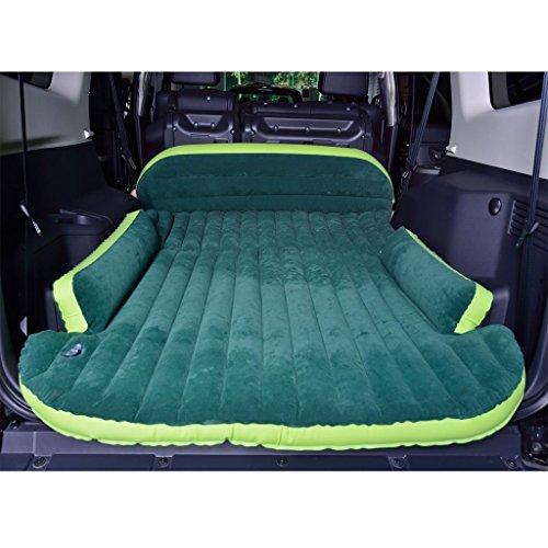 ZoiibuyDE-Auto-Kissen-Luftmatratze-Mobil-Inflation-Travel-Dickere-Back-Seat-Luftkissen-Luftmatratze-Luftmatratze-fr-SUV-Camping-uswKostenlose-mit-pumpe