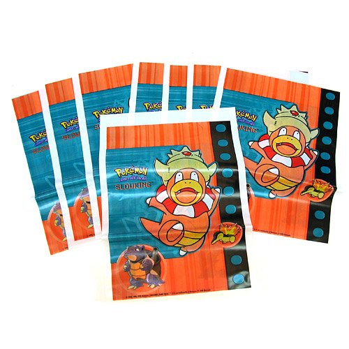 DesignWare Pokemon 8 Pack Party Gift Bags