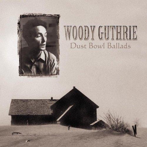 Dust Bowl Ballads artwork