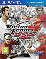 Virtua Tennis 4 : Tour Mondiale [import anglais]