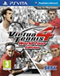 Virtua Tennis 4 : Tour Mondiale [impo...
