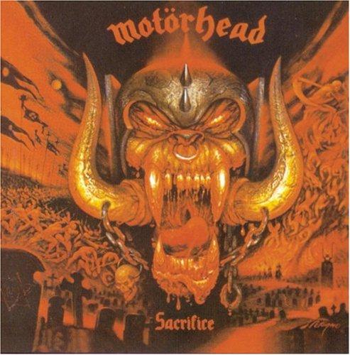 MOTORHEAD - Sacrifice (Germany Edition) - Zortam Music