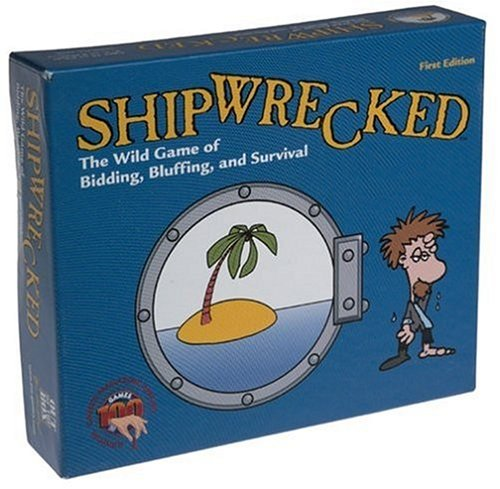 Shipwrecked Game - Buy Shipwrecked Game - Purchase Shipwrecked Game (Vintage Sports Cards, Toys & Games,Categories,Games,Card Games,Card Games)