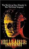 echange, troc Hellraiser: Inferno [VHS] [Import USA]