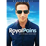 Royal Pains Season 6 Now Available