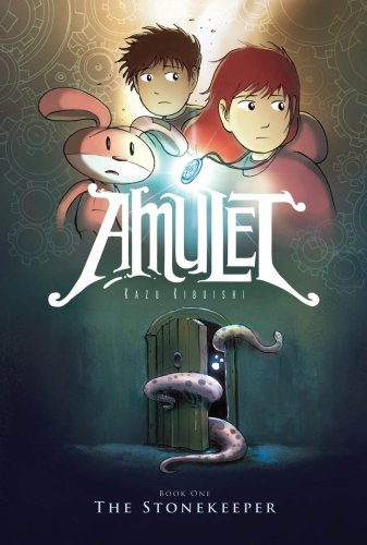 Amulet Books by Lauren Myracle
