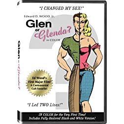 Glen Or Glenda (Colorized / Black & White)