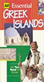 img - for Essential Greek Islands (AA Essential) book / textbook / text book
