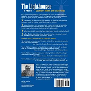 The Lighthouses of Maine: Southern Maine and Casco Bay (Lighthouse Treasury)