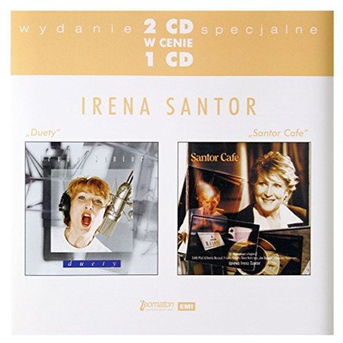 IRENA SANTOR - Duety/santor Cafe - Zortam Music