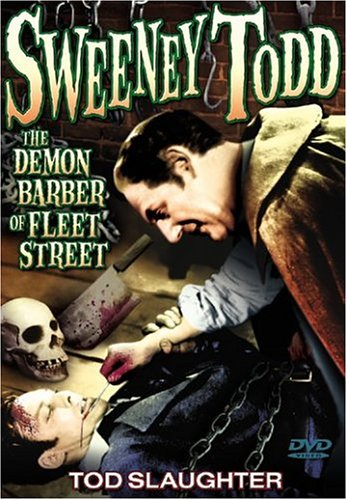 Sweeney Todd: Demon Barber of Fleet Street [DVD] [1936] [Region 1] [US Import] [NTSC]