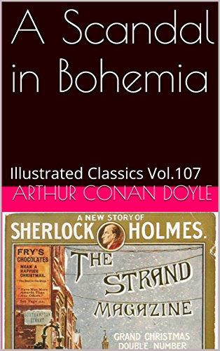 a-scandal-in-bohemia-illustrated-classics-vol107-english-edition