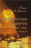echange, troc Clément de La Jonquière - L'expédition d'Égypte 1798-1801: Tome 3