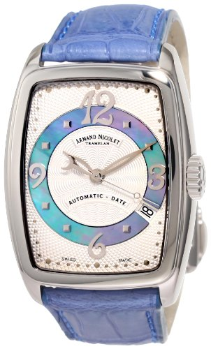 Armand Nicolet Women's 9631A-AK-P968VL0 TL7 Classic Automatic Stainless-Steel Watch