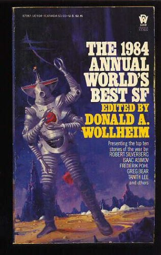 1984 Annual World's Best Science Fiction