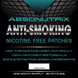 Absonutrix Anti Smoking Nicotine Free Patches