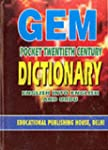 Gem Pocket Twentieth Century Dictiona...