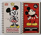 Mickey and Minnie Everyday Calendar Planners - 1 Each